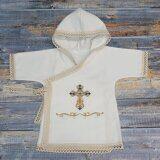 крестильная рубашка арт 2715